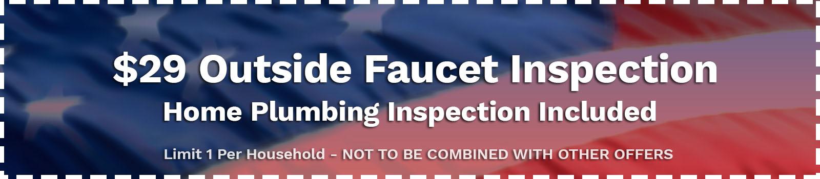 Freedom Plumbers Discounts Specials Fairfax Virginia