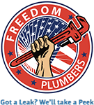 Freedom Plumbers Virgina Map