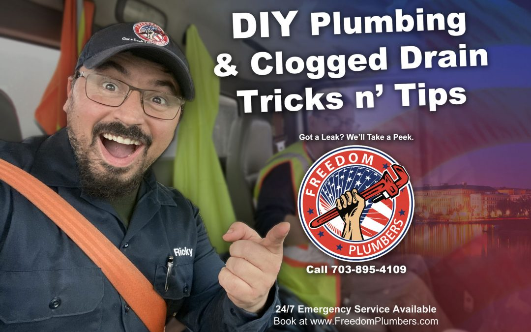DIY Plumbing & Drain Tricks n Tips