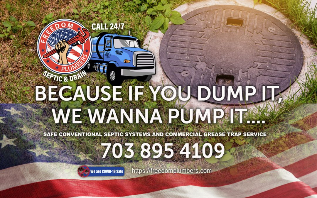 Trust Freedom Plumbers With Your Septic